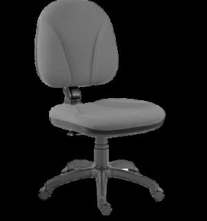 SEATESD AN ERG BK | Kancelárska stolička antistatická