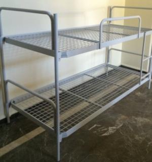 SLEEPI 2000/900 DOUBLE GY | Skladacia kovová posteľ
