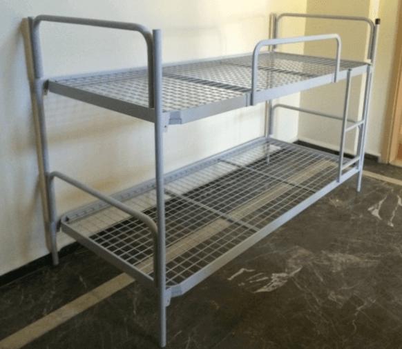 SLEEPI H 2000/900 DOUBLE GY | Skladacia kovová posteľ