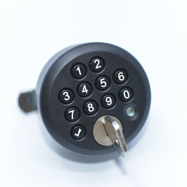ELECTROLOCK WF 90 BK | Elektronický zámok na číselný kód